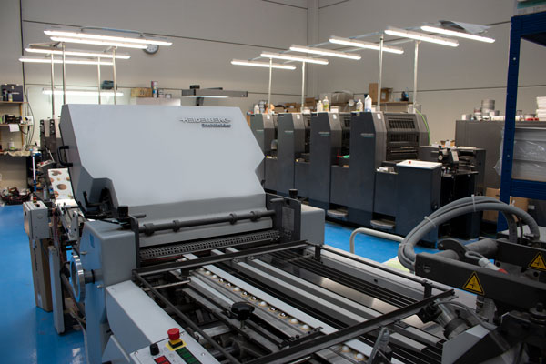 graficas urdin imprenta digital y offset sostenible en Pamplona